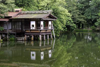 Kenroku-en Garden, Kanazawa.