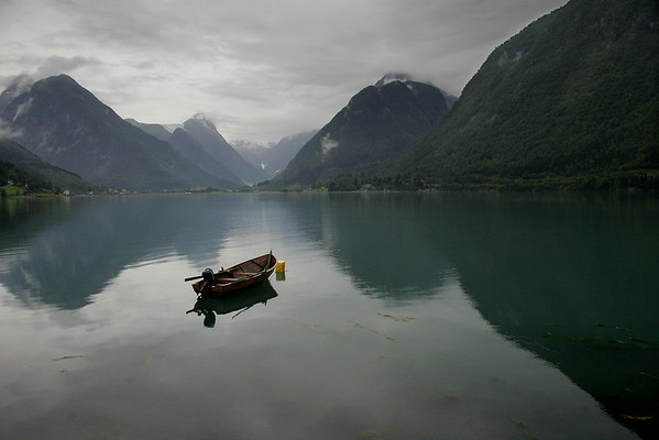 Norway - 2 - Mountains and Fjords