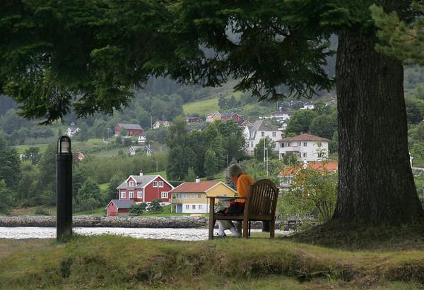 Norway - 3 - Balestrand and Bergen