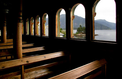 St. Olaf's Church.