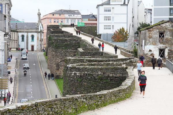 El Camino - 5 - O'Cebreiro, Lugo and Finisterre