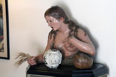 A bust ...