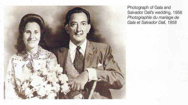 Dali lived in the Portlligat house with his muse and wife, Gala.  In my estimation, he was a man of enormous ego who made his living not only through his art, but through attracting attention to himself.