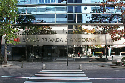 "Banking is a big ""industry"" in Andorra."
