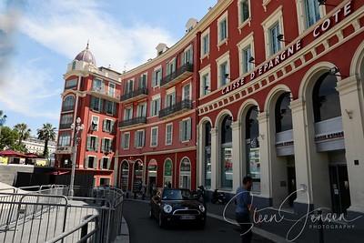 Travel; France; Frankrig; Nice;