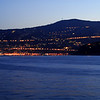 A very early morning shot of Villfranche beyond. This is just south of Nice.