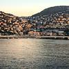 Early morning at Nice from Mer Mediterranee.