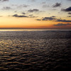 A tranquil view as our ship is dock off the French Reviera. It was before sunrise when I took this shot.