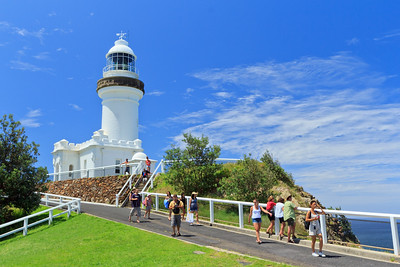 Lighthouse at Byron Bay