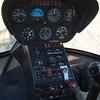 Helocopter cockpit