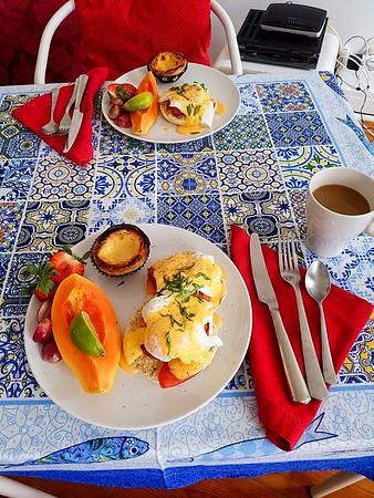 Sunday Brunch, Portuguese Style