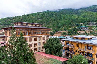 Thimphu Skyline
