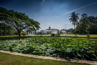 The Bogor Palace