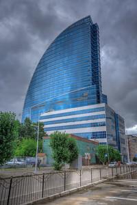 Blue Sky Tower (Built 2009)