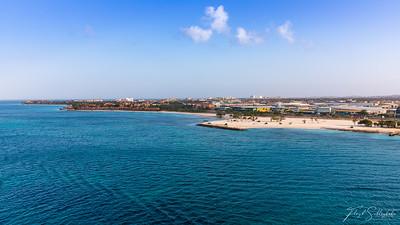 Approaching Aruba