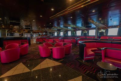 Puttin' on the Ritz Aft Lounge - Deck 9
