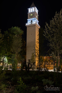 The Clock Tower of Tirana