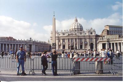 Vatican City - 2001