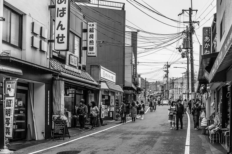 Kyoto suburbs