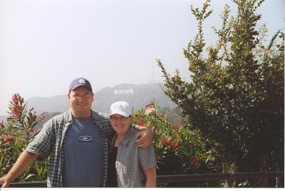 Hollywood, California - 2001
