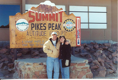 Pikes Peak - Colorado - 1998