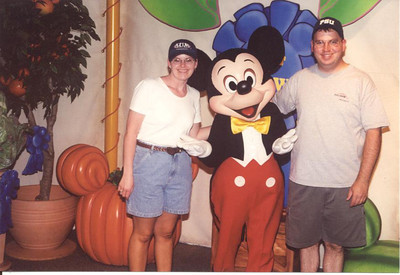 Disney World - Orlando, Florida - 2000