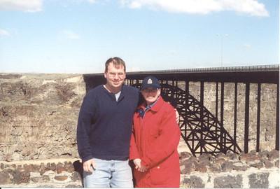 Hansen Bridge - Idaho - 2002