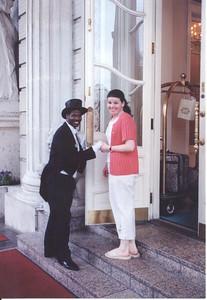 Le Pavillon - New Orleans, Louisiana - 2002