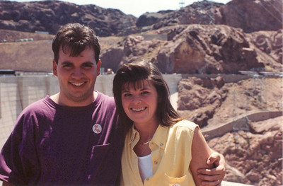 Hoover Dam - Nevada - 1993