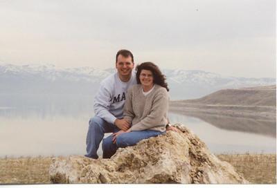 Antelope Island - Utah - 1999