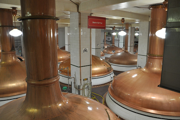 Coors Brewery in Golden, Co.