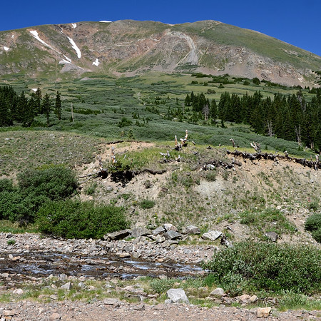 Longs Peak Trailhead