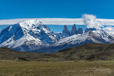 Towers of Paine and Paine Horns