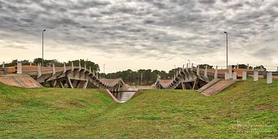 The Wavy Bridge