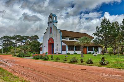 La Iglesia de Casapueblo