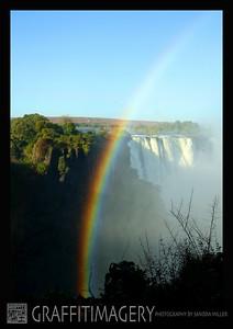Victoria Falls, Zimbabwe Africa 2007