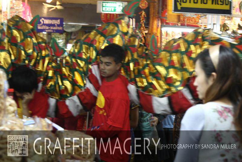 Near Baan Orapin , Chiang Mai Thailand