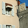 Driving from Paris to Beaune France 10/03<br /> Our bed and breakfast, Hotel de la Paix...very nice