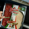 Driving from Paris to Beaune France 10/03<br /> This was lunch purchased at a gas station.  It tasted as good as fine dining to us we wre so hungry.  Seriously it was EXCELLENT
