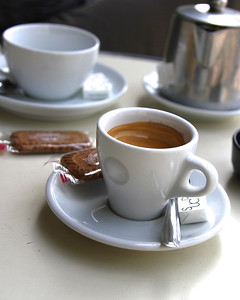 MAY 18 PARIS MARKETS Time for an espresso break