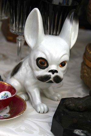 MAY 18 PARIS MARKETS I should have bought this Frenchie