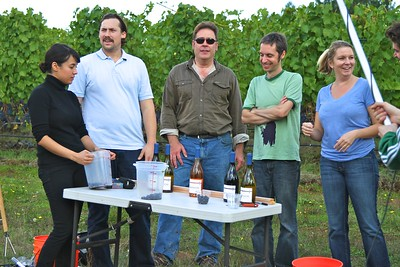 Division Winery-film making of a promo for their winery...what FUN!