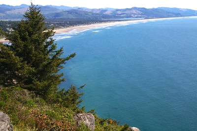 The lookout just outside of Manzanita