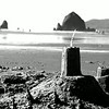 CANNON BEACH OREGON- July 25, 2014