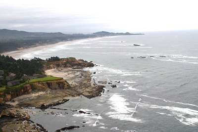 June 1 2014 Newport and Nye Beach  Cape FoulWeather Oregon