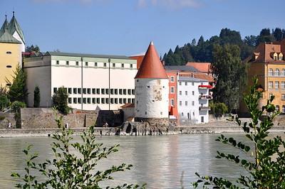 DSC_0001 Passau, Germany - Starting point for boat tour down the Danube to Vienna and back.