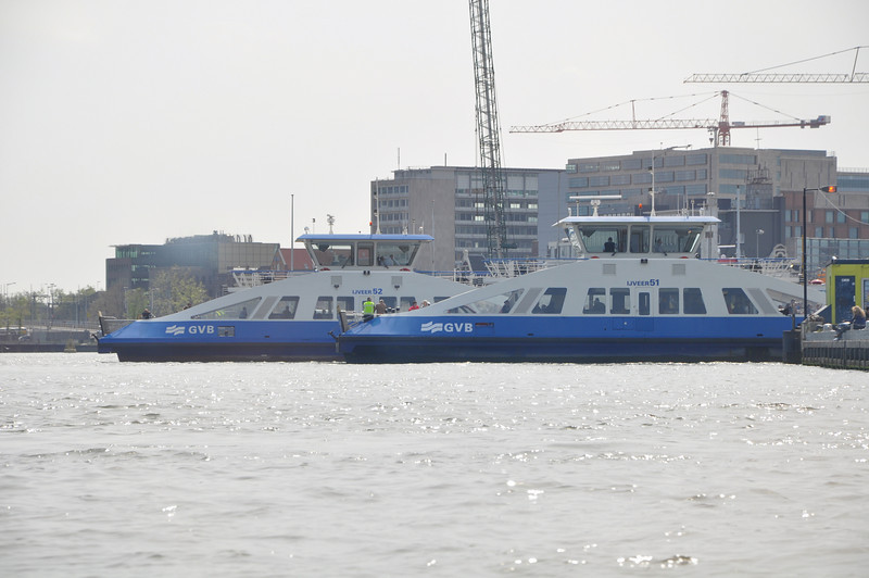 High speed ferries.