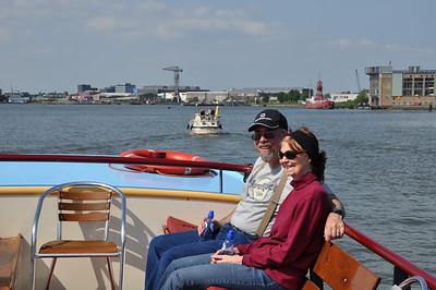Joan and Greg