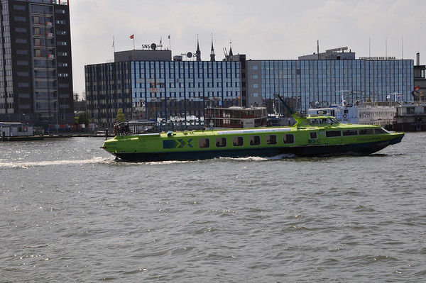Another high speed ferry (Catamaran)