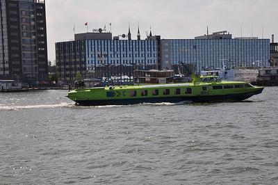 Another high speed ferry (Catamaran)